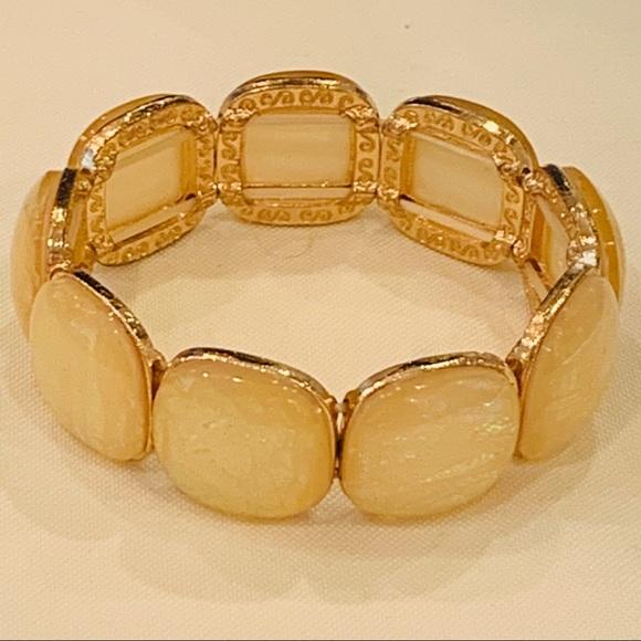💐5/25 bright pretty sparkle stretch bracelet